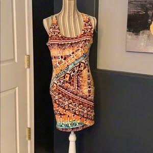 2/$15 2B bebe body con dress
